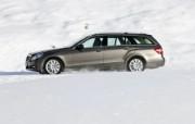 2010 Mercedes Benz 奔驰 E Class 4Matic 壁纸7 2010 Merce 静物壁纸
