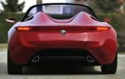 2010 Pininfarina 平尼法瑞阿尔法 罗米欧 Alfa Romeo 2uettottanta Spider 壁纸8 2010 Pinin 静物壁纸