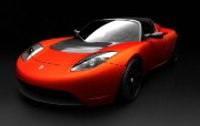 2010 Tesla 静物壁纸