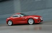2011 BMW 宝马 Z4 红色版 壁纸3 2011 BMW宝 静物壁纸