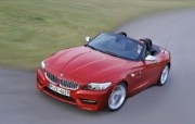 2011 BMW 宝马 Z4 红色版 壁纸11 2011 BMW宝 静物壁纸