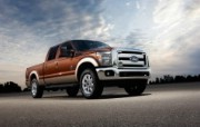 2011 Ford F Series Super Duty 福特涡轮增压 壁纸1 2011 Ford 静物壁纸