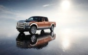 2011 Ford F Series Super Duty 福特涡轮增压 壁纸6 2011 Ford 静物壁纸