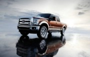 2011 Ford F Series Super Duty 福特涡轮增压 壁纸7 2011 Ford 静物壁纸