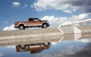 2011 Ford F Series Super Duty 福特涡轮增压 壁纸19 2011 Ford 静物壁纸