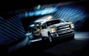 2011 Ford F Series Super Duty 福特涡轮增压 壁纸20 2011 Ford 静物壁纸