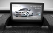 2011 Volvo C30 Electric Car 壁纸10 2011 Volvo 静物壁纸
