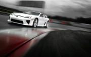 2012 Lexus LFA 凌志 壁纸8 2012 Lexus LFA凌志 静物壁纸