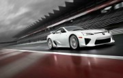 2012 Lexus LFA 凌志 壁纸9 2012 Lexus LFA凌志 静物壁纸