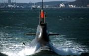212常规动力潜艇壁纸 静物壁纸