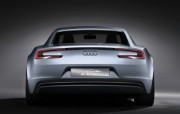 奥迪Audi新款E Tron概念车 壁纸2 奥迪Audi新款E 静物壁纸
