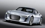 奥迪Audi新款E Tron概念车 壁纸14 奥迪Audi新款E 静物壁纸