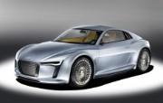 奥迪Audi新款E Tron概念车 壁纸17 奥迪Audi新款E 静物壁纸