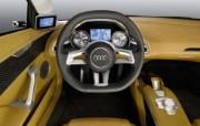 奥迪Audi新款E Tron概念车 壁纸18 奥迪Audi新款E 静物壁纸