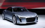 奥迪Audi新款E Tron概念车 壁纸20 奥迪Audi新款E 静物壁纸
