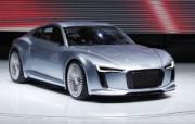 奥迪Audi新款E Tron概念车 壁纸21 奥迪Audi新款E 静物壁纸