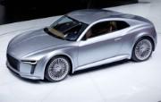 奥迪Audi新款E Tron概念车 壁纸22 奥迪Audi新款E 静物壁纸