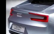 奥迪Audi新款E Tron概念车 壁纸23 奥迪Audi新款E 静物壁纸
