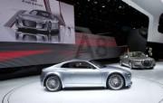 奥迪Audi新款E Tron概念车 壁纸24 奥迪Audi新款E 静物壁纸