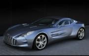 Aston Martin 阿斯顿马丁 One 77 限量版 壁纸1 Aston Mart 静物壁纸