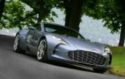Aston Martin 阿斯顿马丁 One 77 限量版 壁纸4 Aston Mart 静物壁纸