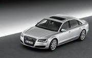 Audi A8 奥迪A8 壁纸3 Audi A8(奥迪A8) 静物壁纸