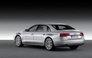 Audi A8 奥迪A8 壁纸5 Audi A8(奥迪A8) 静物壁纸