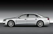 Audi A8 奥迪A8 壁纸6 Audi A8(奥迪A8) 静物壁纸