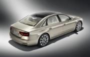 Audi A8 奥迪A8 壁纸12 Audi A8(奥迪A8) 静物壁纸