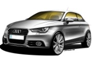 Audi 奥迪 A1 2011 壁纸2 Audi(奥迪) A1 2011 静物壁纸
