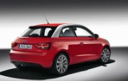 Audi 奥迪 A1 2011 壁纸6 Audi(奥迪) A1 2011 静物壁纸