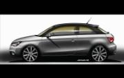 Audi 奥迪 A1 2011 壁纸17 Audi(奥迪) A1 2011 静物壁纸