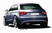 Audi 奥迪 A1 2011 壁纸18 Audi(奥迪) A1 2011 静物壁纸