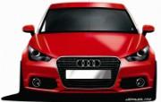 Audi 奥迪 A1 2011 壁纸19 Audi(奥迪) A1 2011 静物壁纸