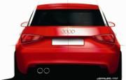 Audi 奥迪 A1 2011 壁纸20 Audi(奥迪) A1 2011 静物壁纸
