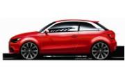 Audi 奥迪 A1 2011 壁纸21 Audi(奥迪) A1 2011 静物壁纸