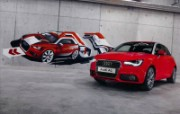 Audi 奥迪 A1 2011 壁纸24 Audi(奥迪) A1 2011 静物壁纸