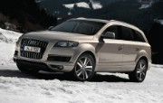 Audi Q7(奥迪) 2011 静物壁纸