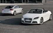 Audi TTS奥 静物壁纸