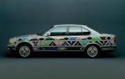 宝马BMWArtCars壁纸 静物壁纸