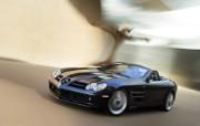 奔驰SLR限量终极版 Mercedes Benz McLaren SLR Stirling Mo 壁纸3 奔驰SLR限量终极版 静物壁纸