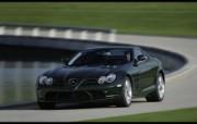 奔驰SLR限量终极版 Mercedes Benz McLaren SLR Stirling Mo 壁纸5 奔驰SLR限量终极版 静物壁纸