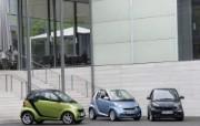 奔驰 Smart Fortwo 2011 壁纸7 奔驰 Smart F 静物壁纸