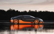 Bugatti Veyron 布加迪威龙超跑 16 4 Super Sports Car 2011 壁纸13 Bugatti Ve 静物壁纸