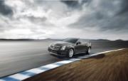 Cadillac 款凯迪拉克 CTS V Coupe 2011 壁纸1 Cadillac款 静物壁纸
