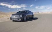 Cadillac 款凯迪拉克 CTS V Coupe 2011 壁纸10 Cadillac款 静物壁纸