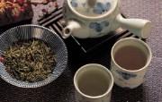 茶道艺术壁纸 静物壁纸