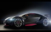Citroen Survolt 雪铁龙概念电动超跑 Concept 2010 壁纸10 Citroen Su 静物壁纸