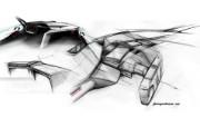 Citroen Survolt 雪铁龙概念电动超跑 Concept 2010 壁纸16 Citroen Su 静物壁纸