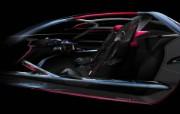 Citroen Survolt 雪铁龙概念电动超跑 Concept 2010 壁纸18 Citroen Su 静物壁纸